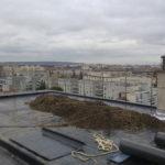 Isolation terrasse