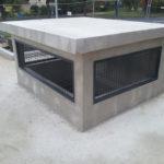 Ventilation garage